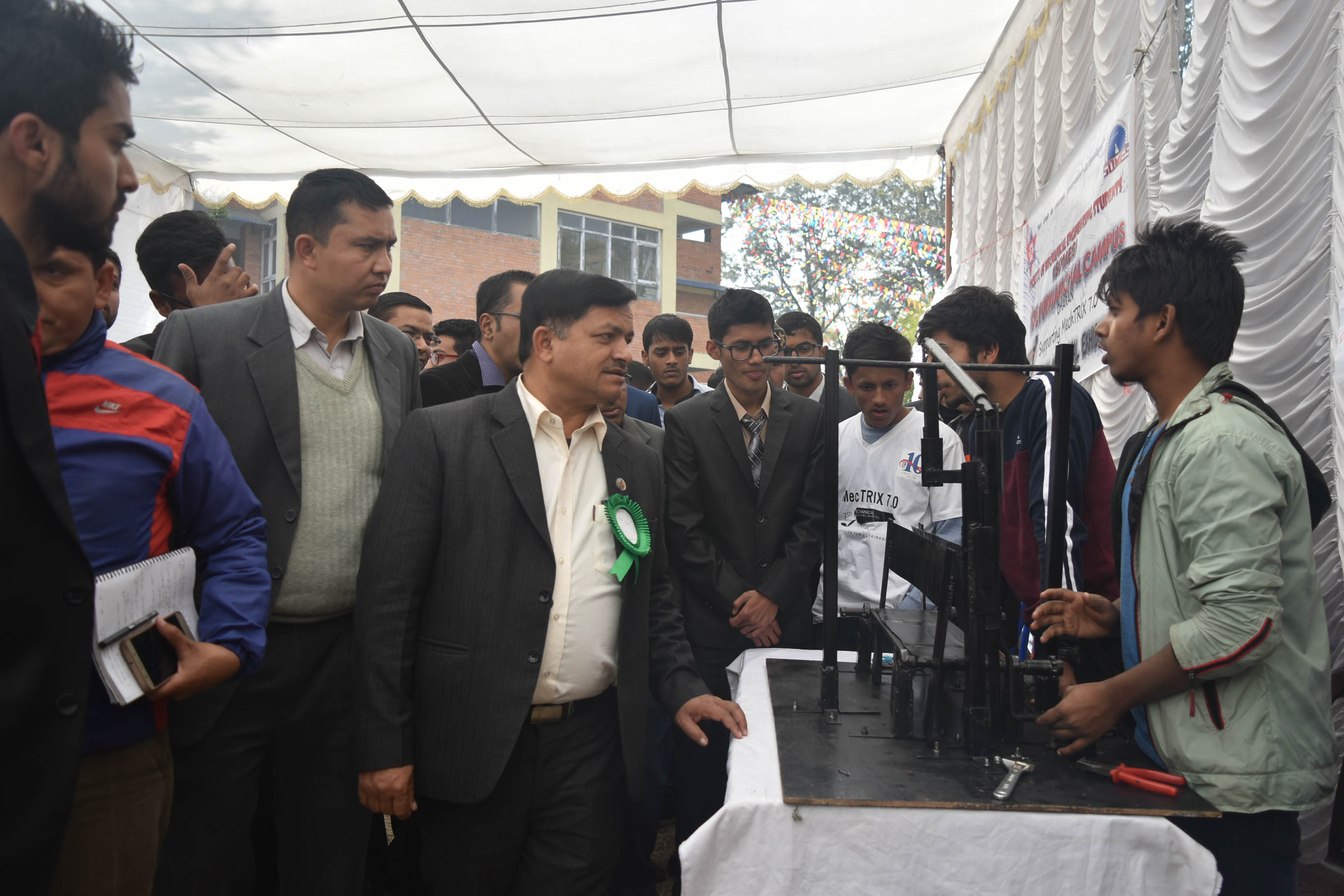 7th National Mechanical Engineering Exhibition